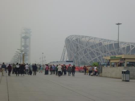 Beijing Nido de pájaro
