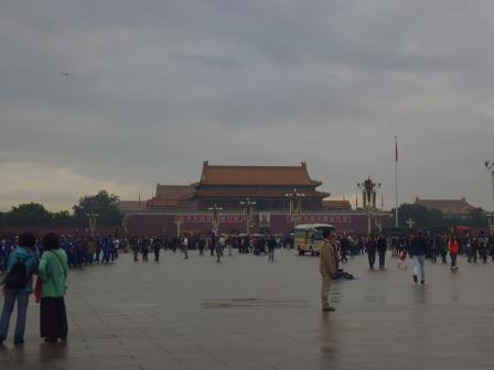 Beijing Tiananmen Sq