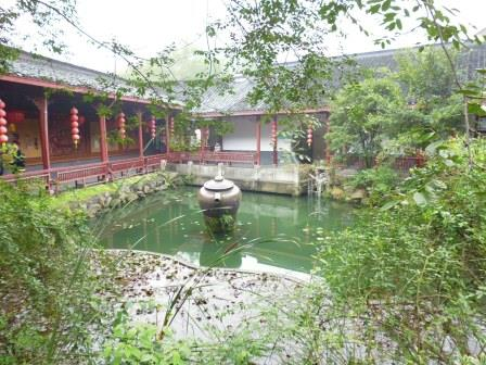 Hangzhou Casa de Té