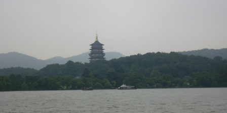Hangzhou Lago del Oeste JPEG
