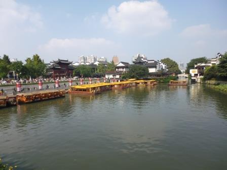Nanjing Templo de Confucio
