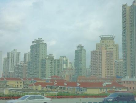 Shanghai multifamiliares