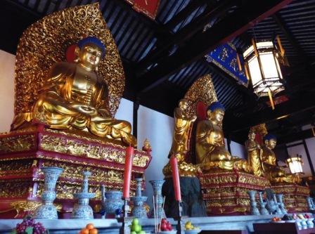 Suzhou Colina del tigre 3 Buddha