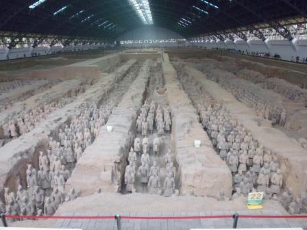 Xi'an ejército