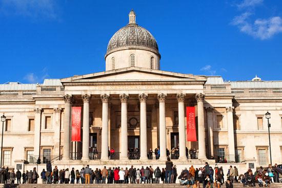 National Gallery - Mundo Joven
