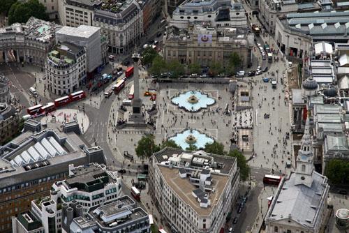 Trafalgar square - Mundo Joven
