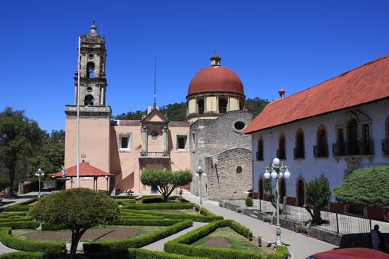 Centro Histórico, Mineral del Chico