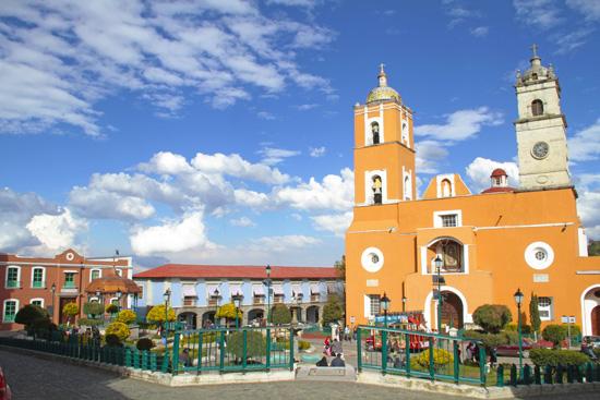 Centro Real del Monte