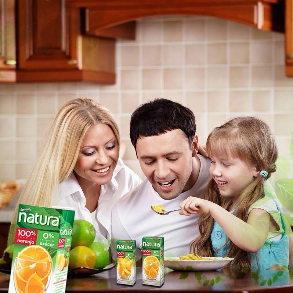 familia Natura