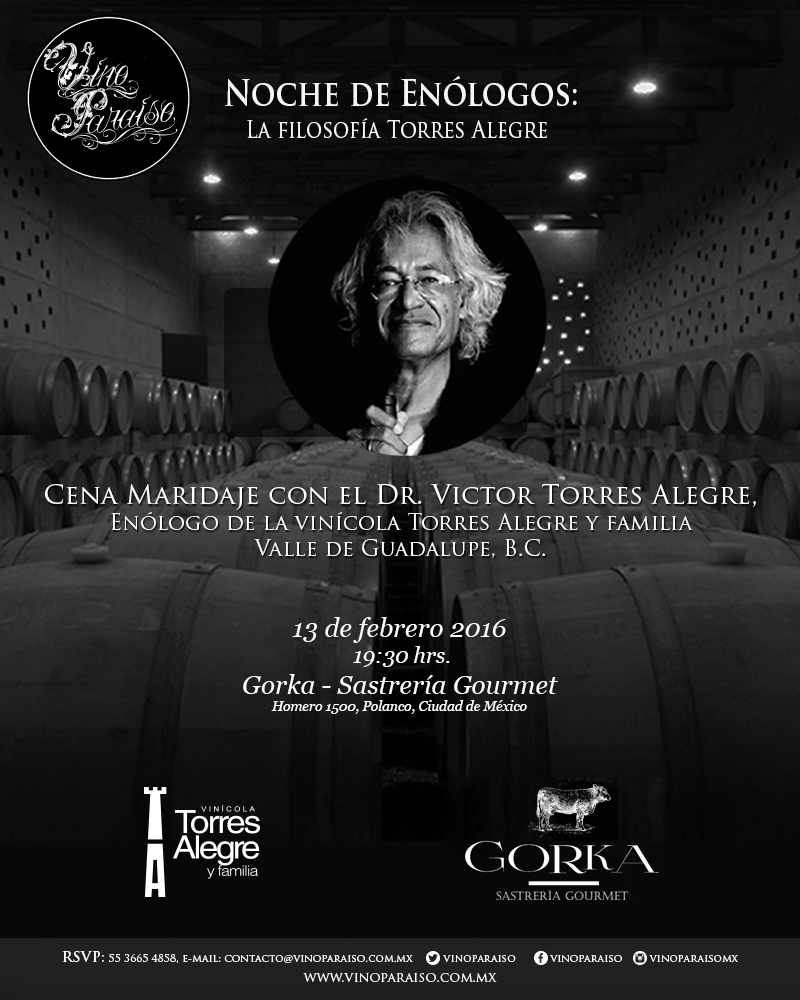 Flyer Torres Alegre-Vino Paraiso con Logos