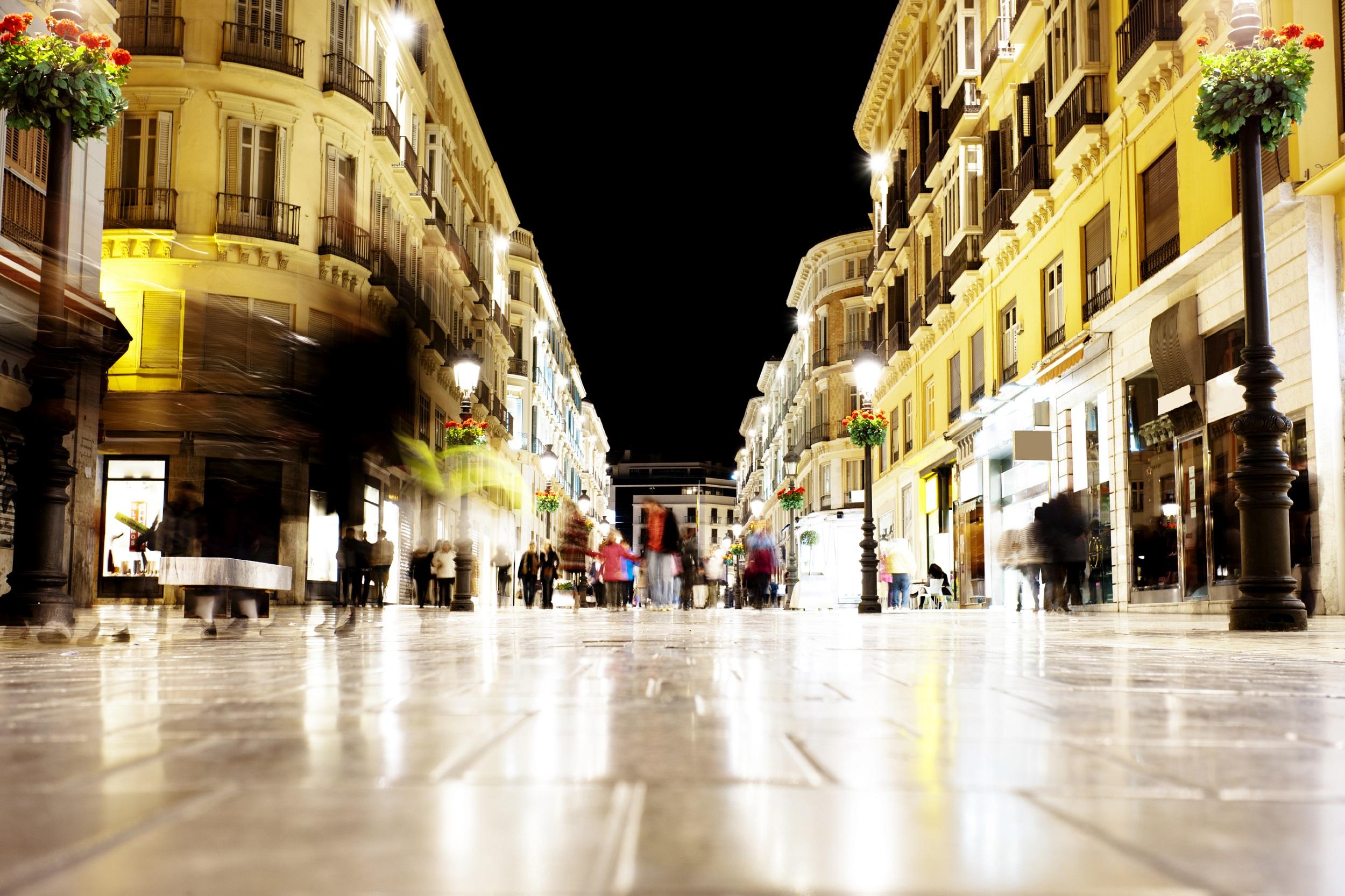 REI Málaga Calle Marqués de Larios