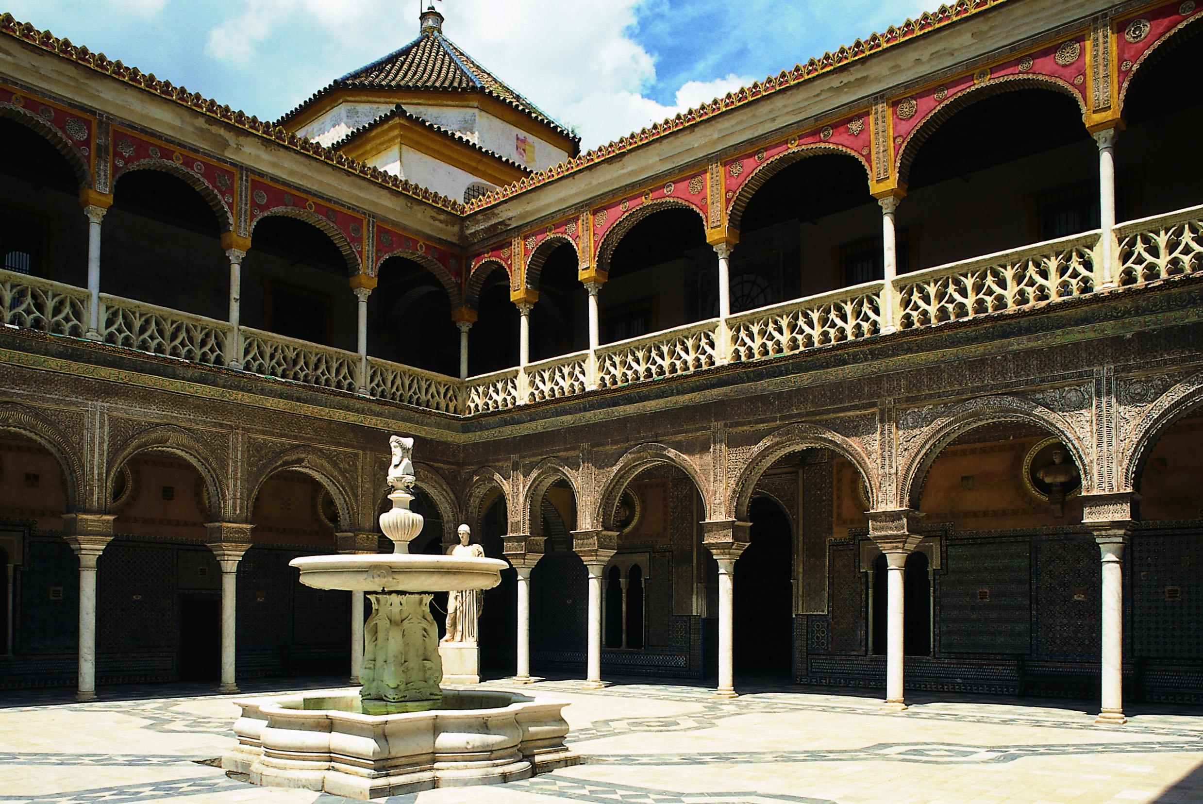 REI Sevilla Casa de Pilatos