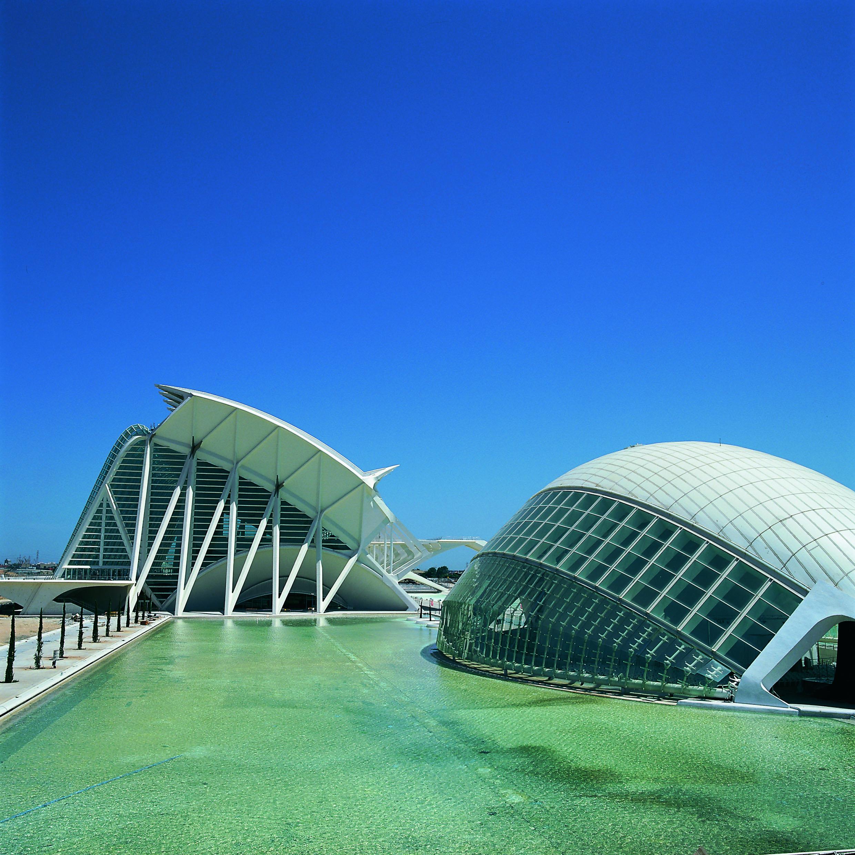 REI Valencia Ciudad de las Artes y las Ciencias