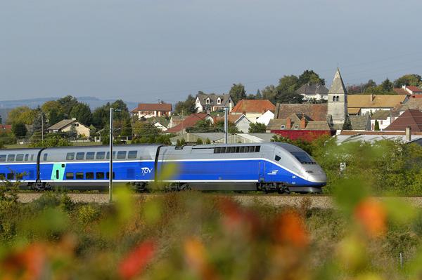 REI Tren de Alta Velocidad TGV