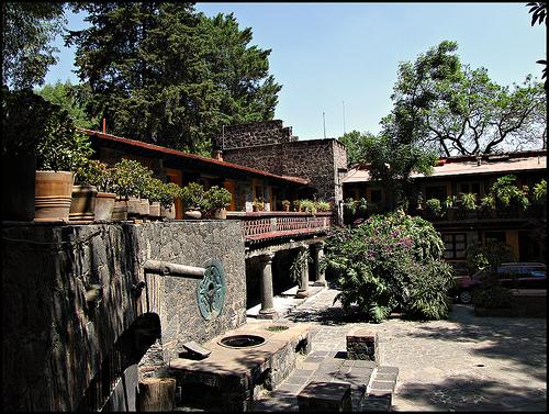 casa del indio