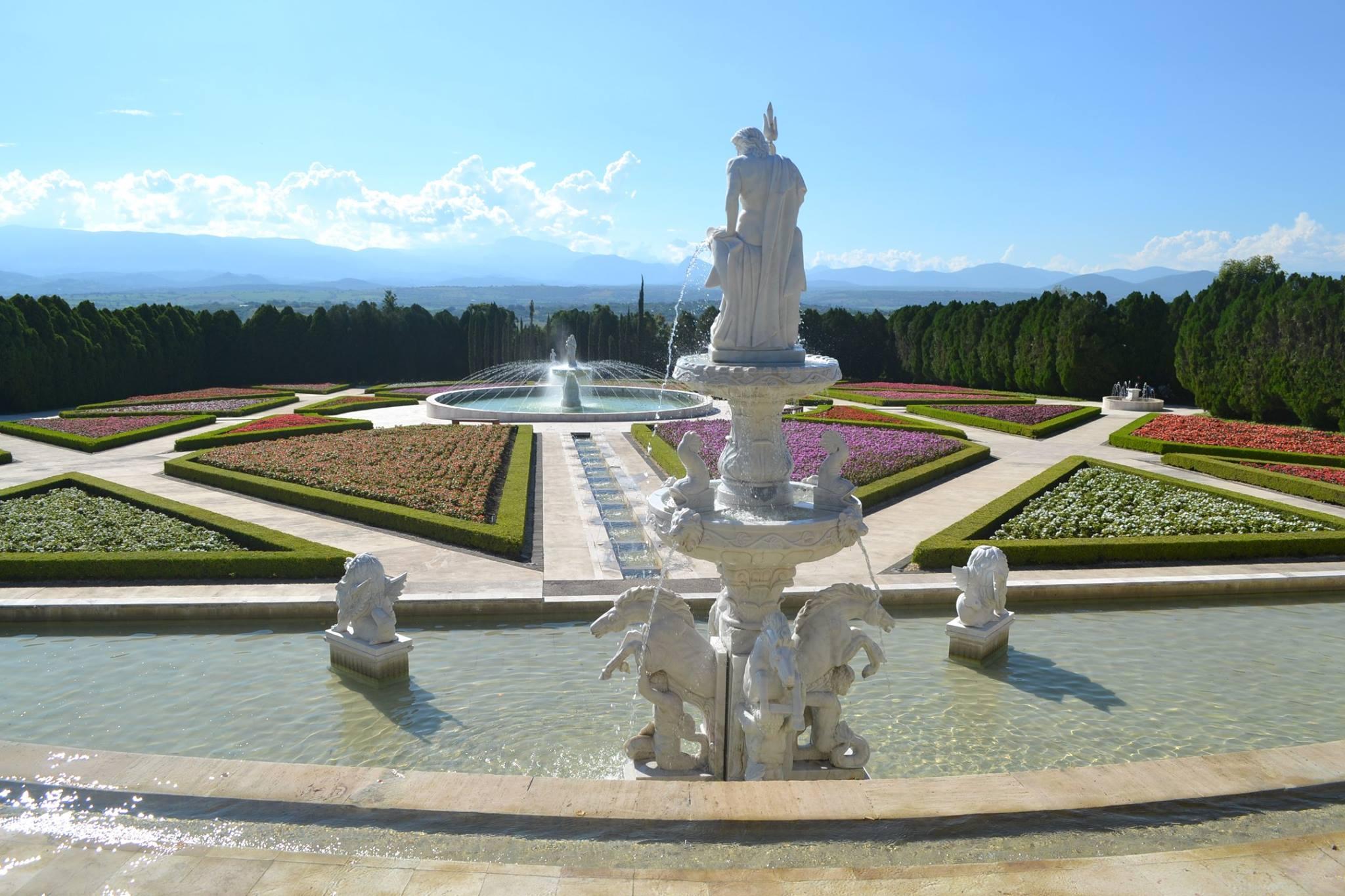 5 jardines y parques nacionales de m xico para viajar en for Jardines y parques