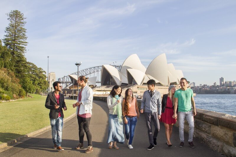Si te ofrecen aprender un idioma, trabajo y disfrutar de los encantos de un lugar paradisíaco, ¿Qué esperas? Tu mejor opción para aprender inglés es Sydney